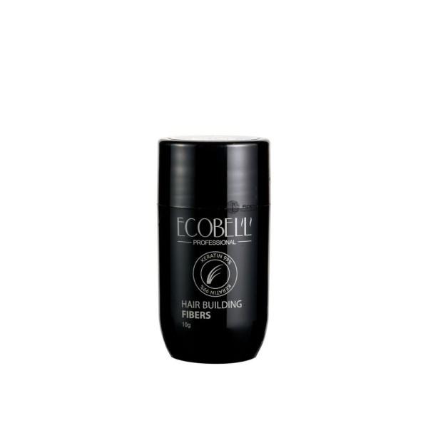 Ecobell Schütthaar Keratinfasern zur Haarverdichtung - 10g